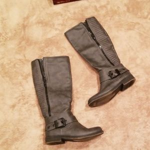 ALDO womens boots. Moto boots